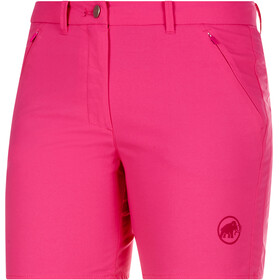 Mammut W's Hiking Shorts pink